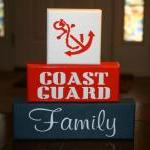 Coast Guard Military Family..