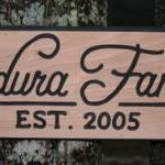 Family Name Sign Hand Carve..